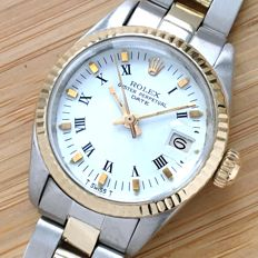 Rolex - Oyster Perpetual Date - Ref. 6917 - Dame - 1970-1979