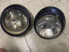 Headlight set for Porsche 911 912 - NO RESERVE