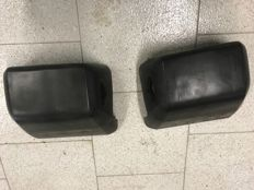 Rear rubber noses BUMPERS for PORSCHE 911 912 - NO RESERVE