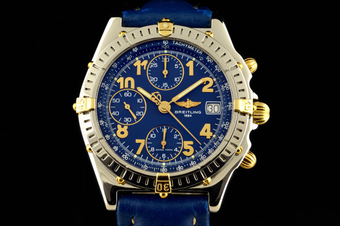Breitling - Beautiful Chronomat Chronograph Automatic - Heren - 1990-1999