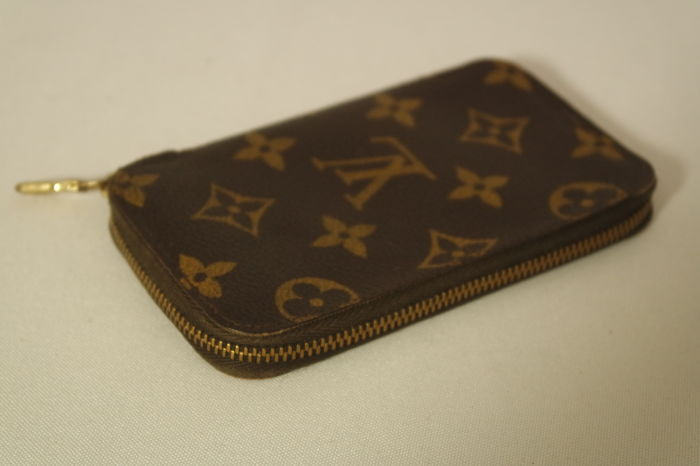 Verwonderlijk Louis Vuitton - Monogram Canvas Zip Around Multicles 6 Key WS-06
