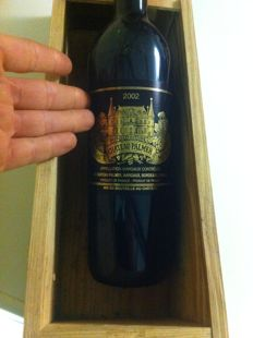2002 Chateau Palmer, Margaux - 1 bottle
