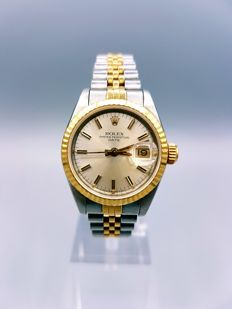 Rolex - Oyster Perpetual Date Lady - 67193 - Women - 1980-1989