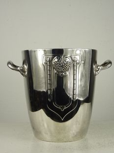WMF - silverplated copper wine cooler