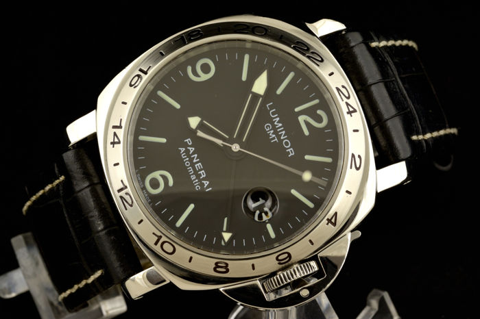 Panerai - Luminor Automatic Limited Edition GMT - OP 6524 - Mężczyzna - 2000-2010