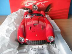 BBR - Scale 1/18 - Ferrari 375 Plus 1954