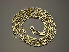 Gold, 18 kt. Necklace. Length 46.5 cm Weight 8.72 g No reserve price