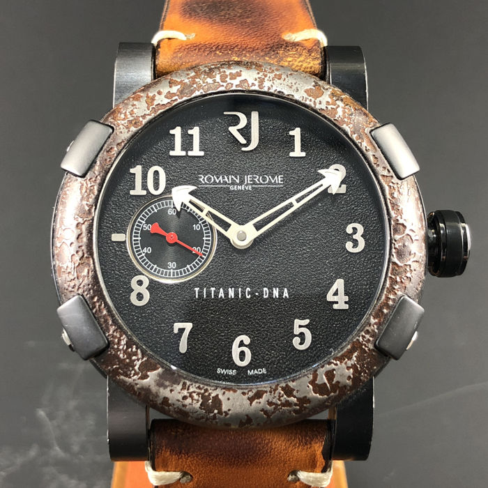 Romain Jerome - Titanic-Dna Limited Edition 476/2012 - Ref. T.OXY3.BBBB.00 - Men - 2000-2010