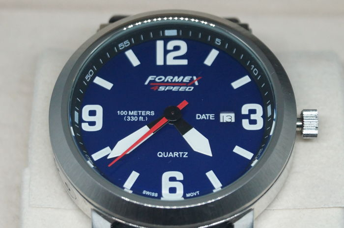 Formex - 4 Speed Blue  - Homme - 2017