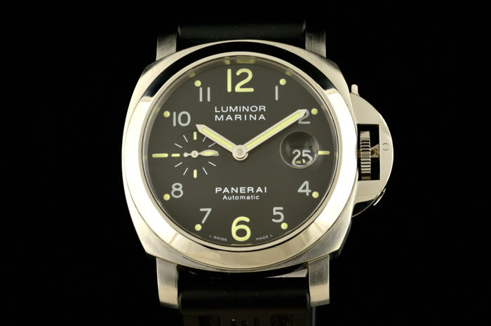 Panerai - Luminor Marina Automatic Limited Edition - OP 6763 - Heren - 2000-2010