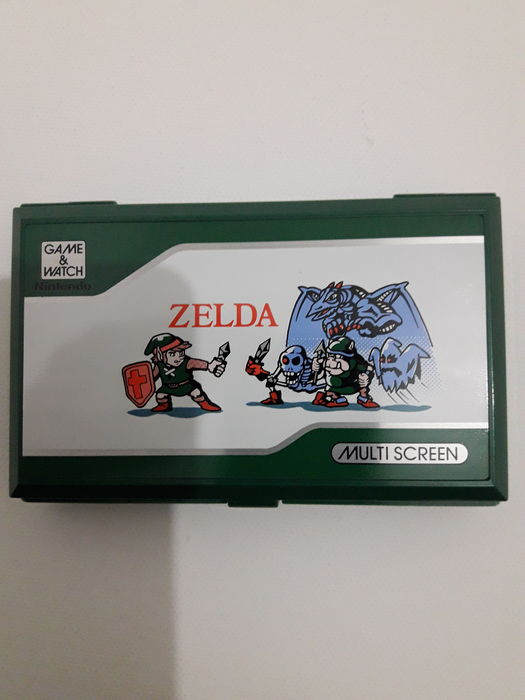 Game & Watch - Zelda