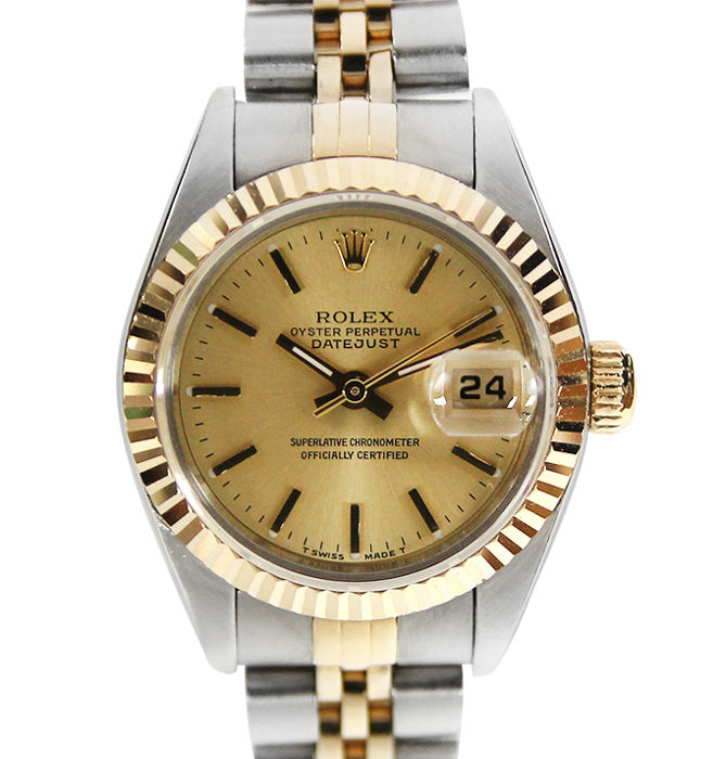 Rolex - Datejust - 79173 - Women - 2000-2010