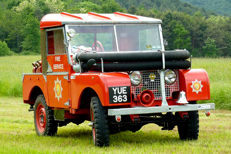 Land Rover - Serie One Fire engine 80 pollici - 1951
