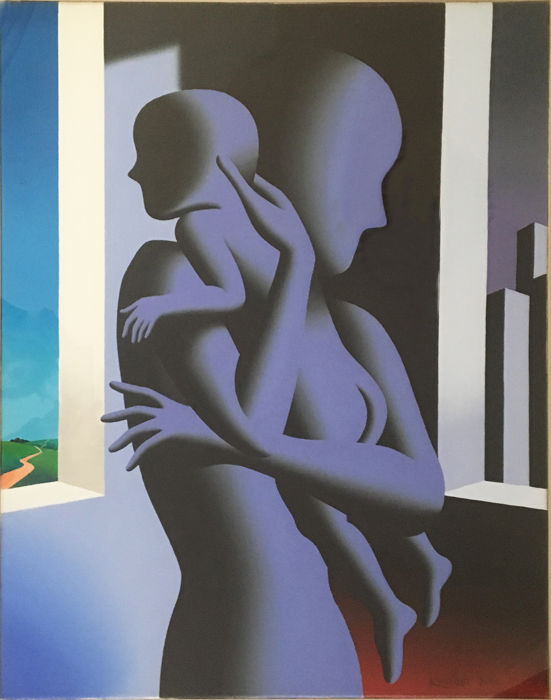 Mark KOSTABI - Facing Reality
