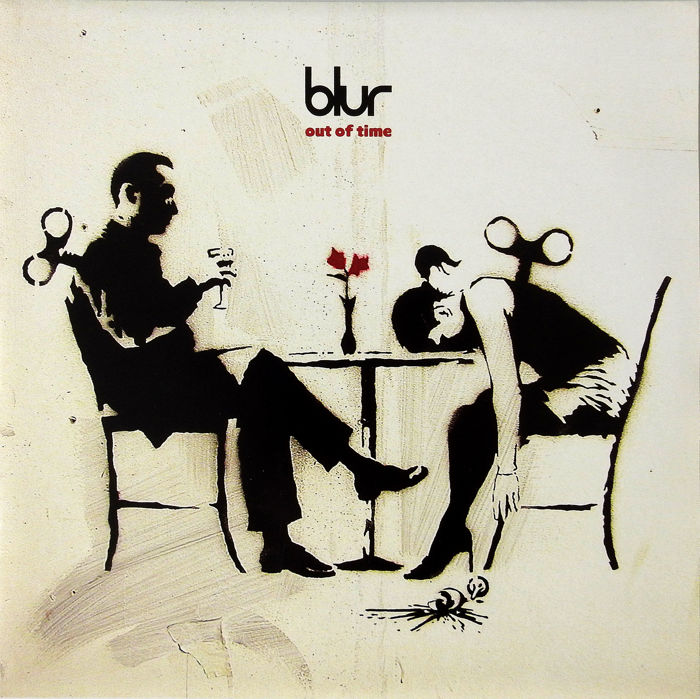 Banksy x Blur - Out Of Time
