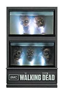 The Walking Dead - The Complete Season 3 Limited Edition Aquarium Blu Ray