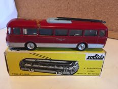 "Solido - Car ""Chausson"" Trolley Bus N° 120"