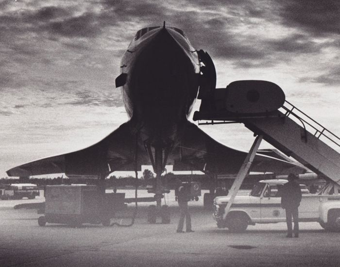 Ronald LeBoeuf/ The Times-Picayune - Unknown - The Concorde  New Orleans 1979, Paris 1969