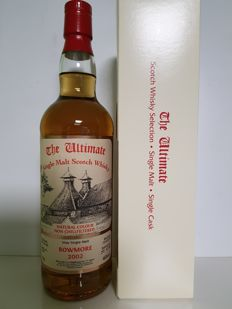 Bowmore 11 Years 2002 The Ultimate Single Cask Bottled 2014