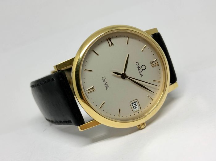 Omega De Ville - Men's wristwatch