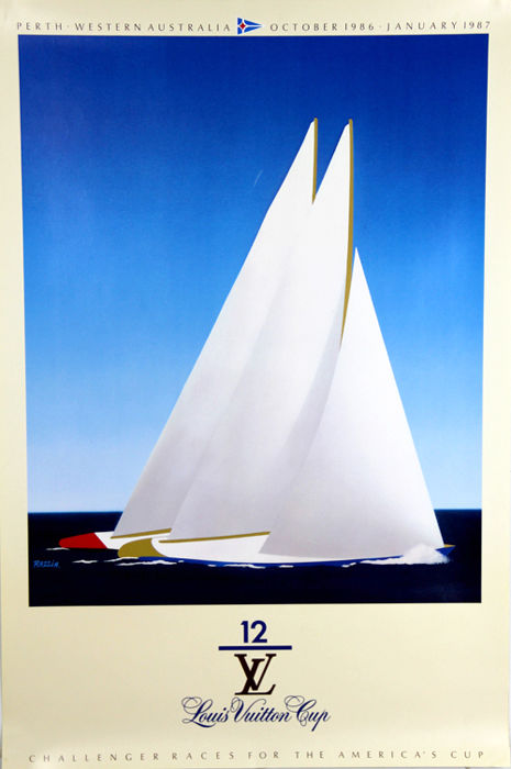 Razzia - Louis Vuitton Cup - 1987