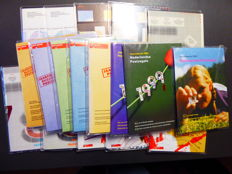 The Netherlands 1976/2000 - Set of 25 year packs