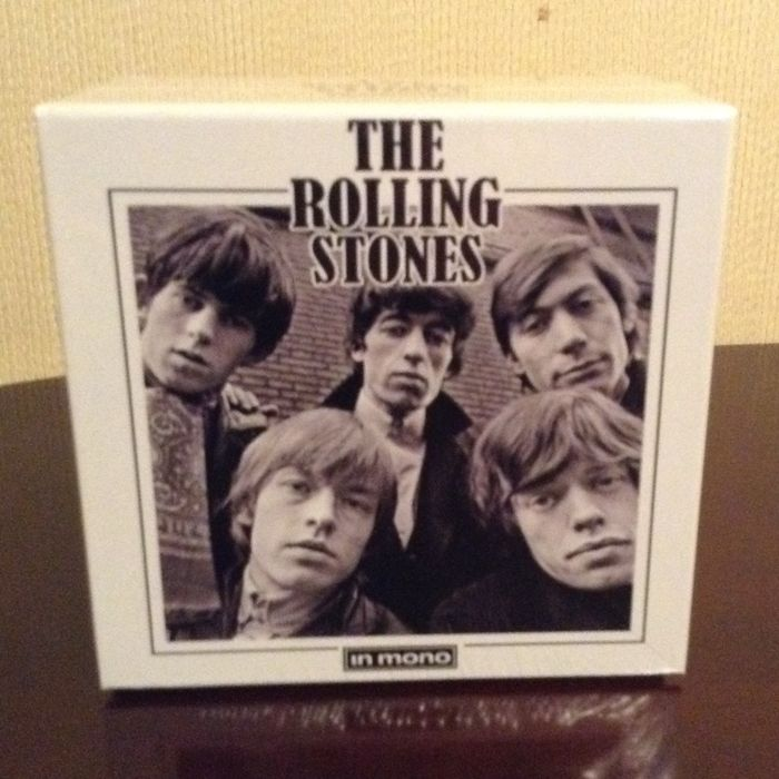 The Rolling Stones in Mono - 15 CD Box Set