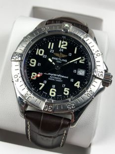 Breitling - Superocean Automatic 1000M - A17340 - Homme - 2000-2010