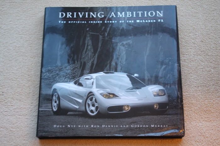 driving ambition: the official inside story of the mclaren f-1