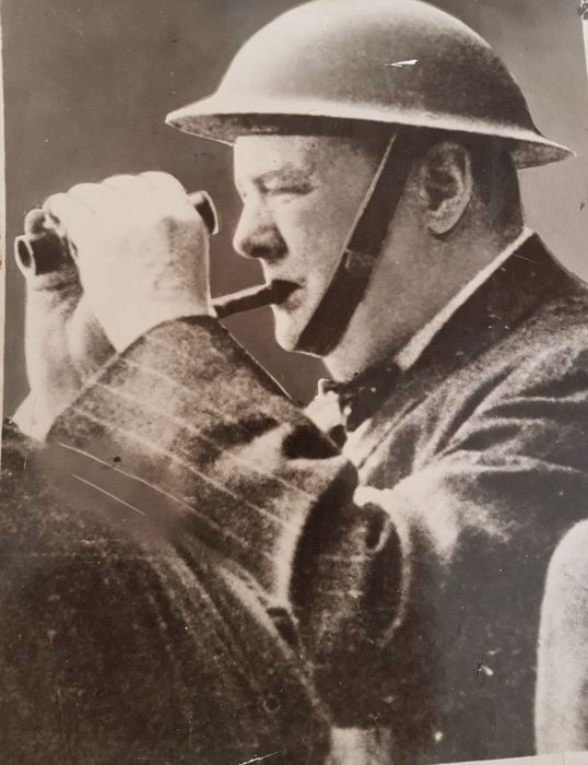 Unknown/INP/NEA - Winston Churchill, 1938/40/61