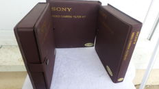 Sony video camera filter kit