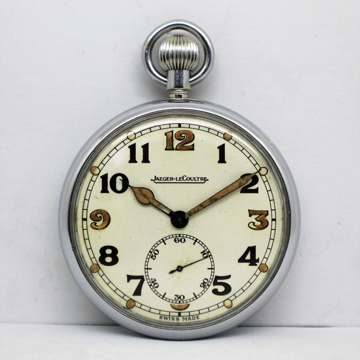 Jaeger-LeCoultre - Military WW2 G.S.T.P - 242639 - 男士 - 1943