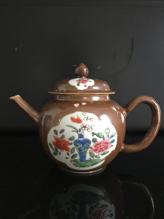 Rare teapot - China - 18th century