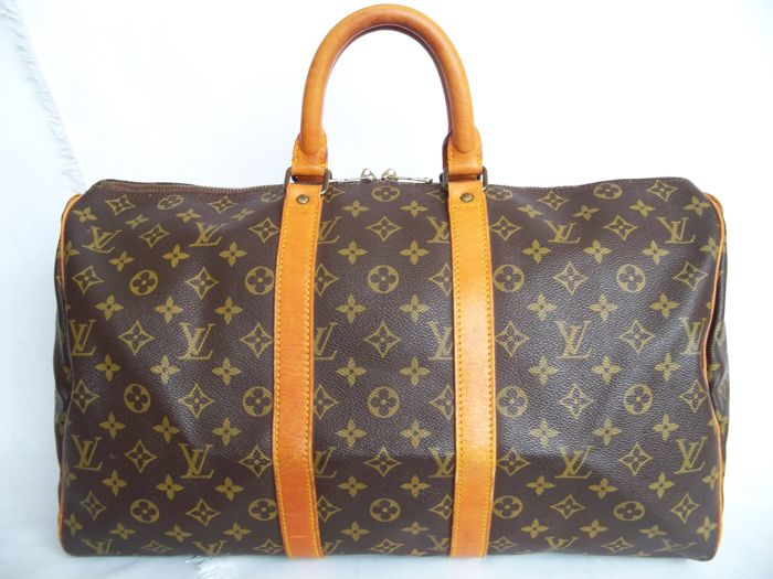 Louis Vuitton - Keepall 45 Luggage  - No Reserve Price - Vintage
