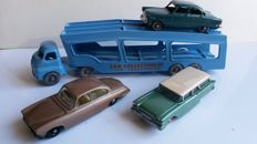 (Moko) Lesney Matchbox 1-75 scale 1/87 - Lot of 4 vehicles - excellent