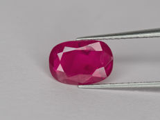 Ruby - 1.36 ct
