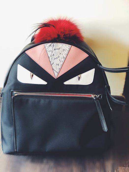 Fendi - 'Monster' backpack