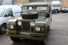 Land Rover - 88 serie II - 1966
