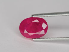 Ruby - 2.26 ct