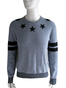 Givenchy - Star Patch Sweater - As New