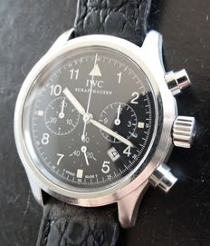 IWC - Flieger Chronograph - 3741 - Men - 1990-1999