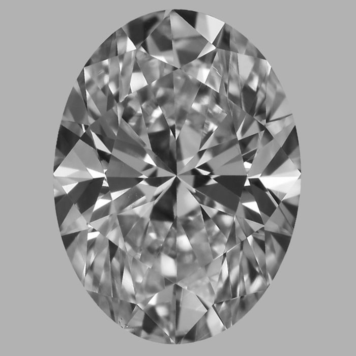 Amazing 0.70 ct oval DVS1 with GIA Certificate #2664