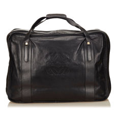 Loewe - Leather Duffel bag