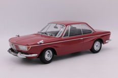 KK Scale Models - Schaal 1/18 - BMW 2000 CS - 1965 - Limited Editon