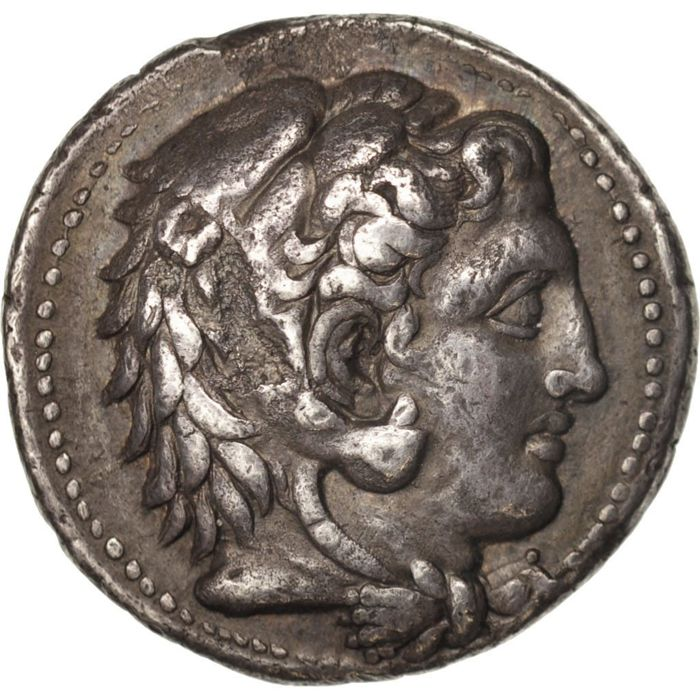 Ancient Greece - Kingdom of Macedonia, Philip III (323-317), Tetradrachm, Babylon, Silver