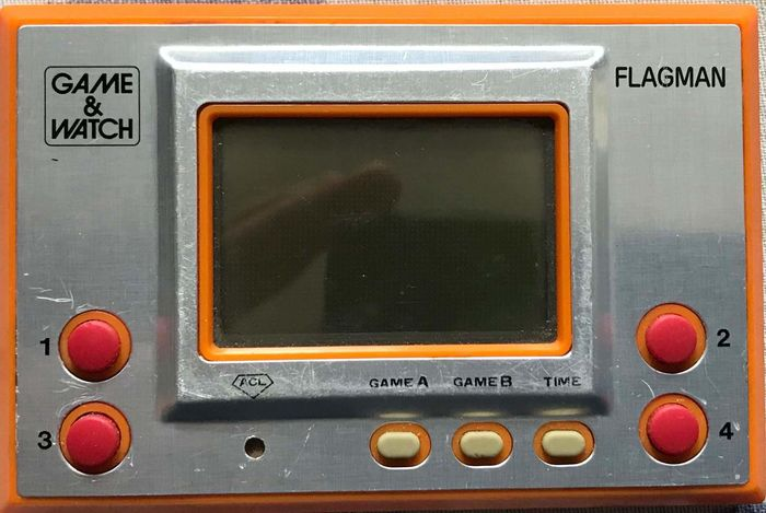 Game & Watch - Flagman