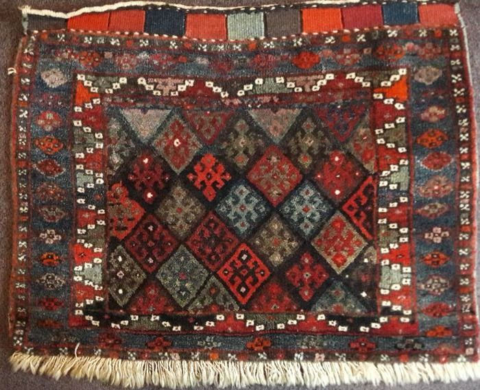 Stunning old Koliai (Mossul) 100 x 80, in mint condition, pristine
