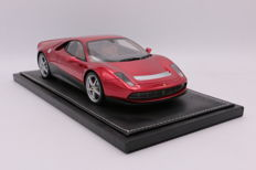 BBR - Scale 1/18 - Ferrari SP12 EC - 2012 - Limited Edition - Very Rare