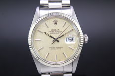 Rolex - Oyster Perpetual Datejust - 16014 - Unisex - 1980-1989