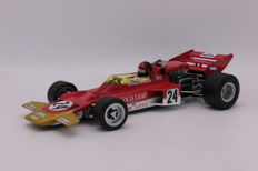 Quartzo - Schaal 1/18 - Lotus 72C - Winner US Grand Prix - 1970